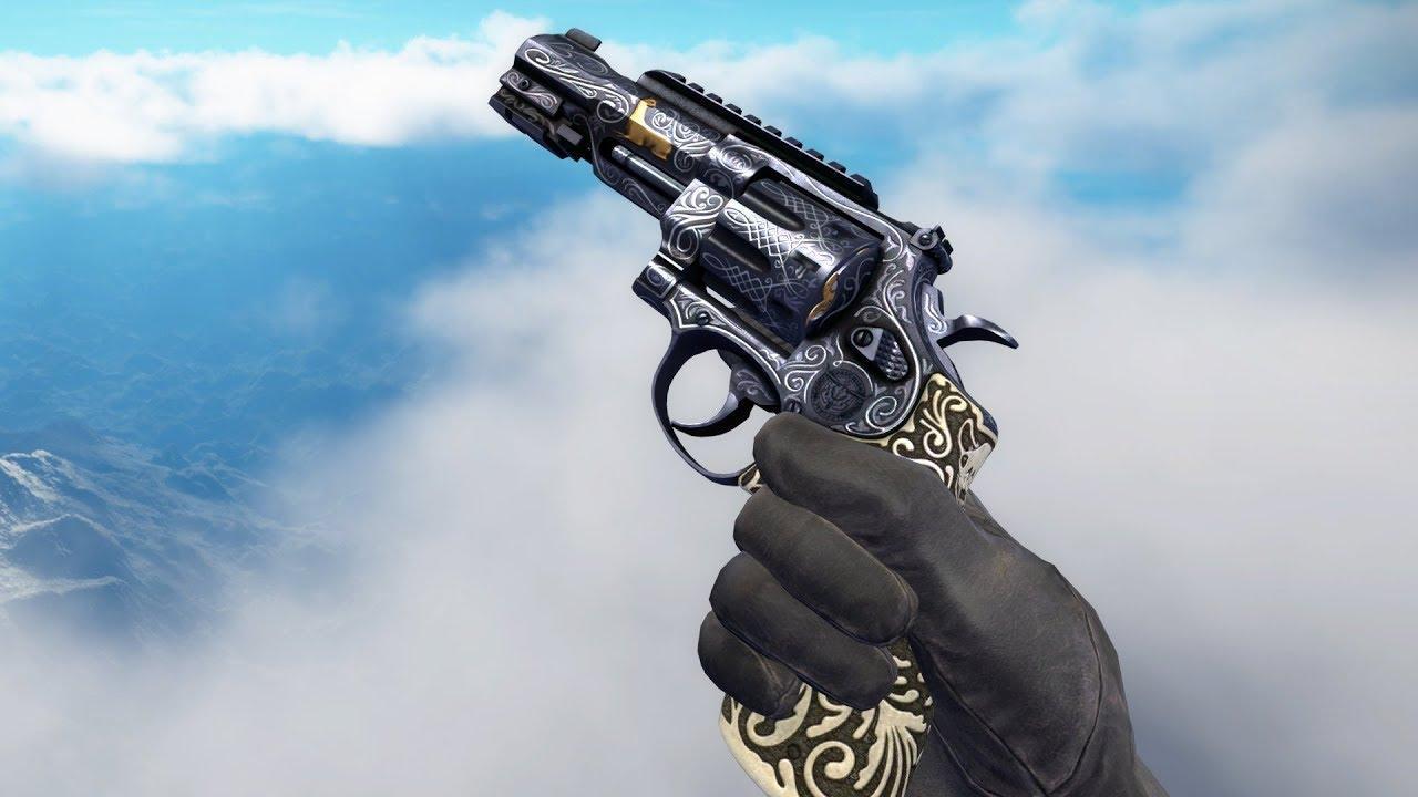 R8 Revolver | Llama Cannon (Factory New) SalmonHunter - e2p.com
