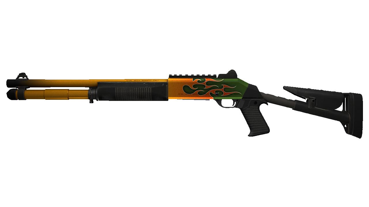 XM1014 | Teclu Burner (Factory New)