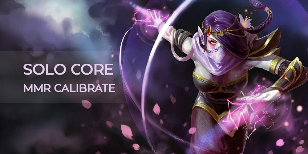 Solo Calibrate Core (1 game) 5000+ mmr thesupamida - e2p.com