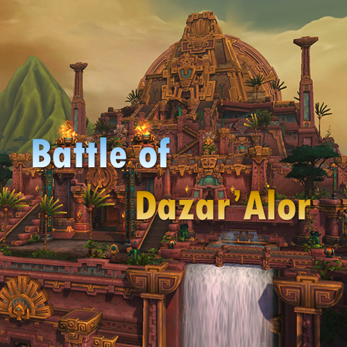 Battle of Dazar'Alor Normal SuperBooster - e2p.com