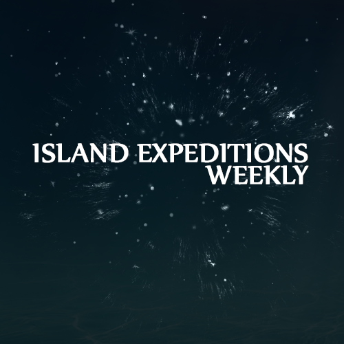 Island Expedition Weekly HighFiveTeam - e2p.com