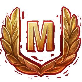 Ace tanker medal tier 3-8 (MT, LT, HT, Tank destroyer)