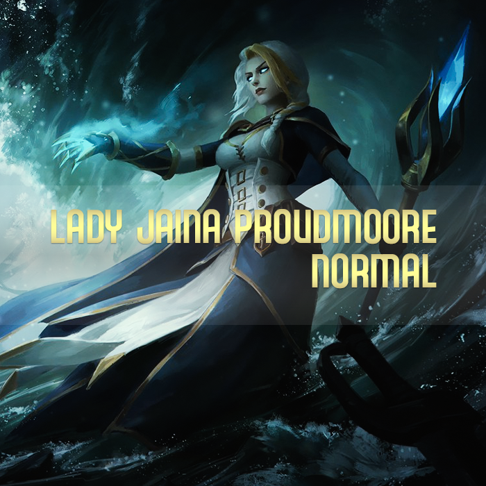 Lady Jaina Proudmoore Normal
