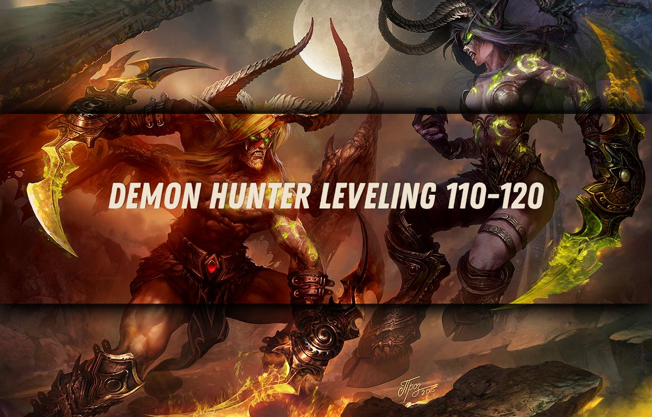 Demon Hunter Leveling GBD - e2p.com