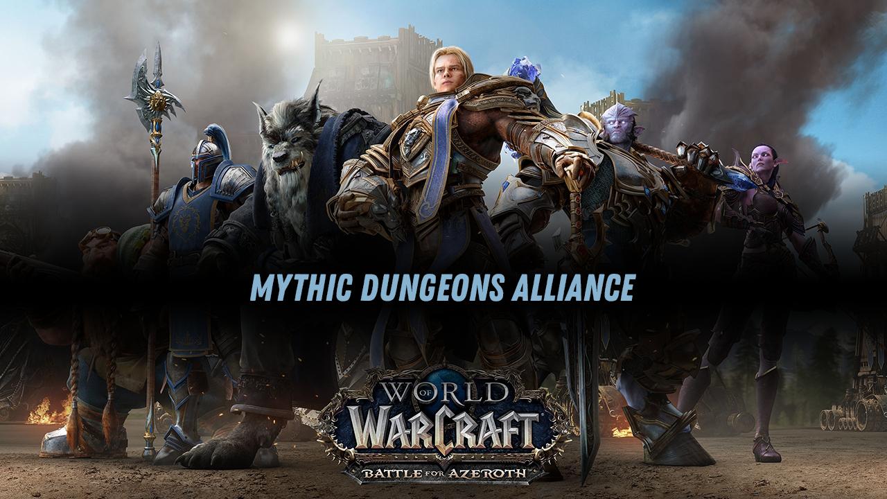 Mythic Dungeons GBD - e2p.com