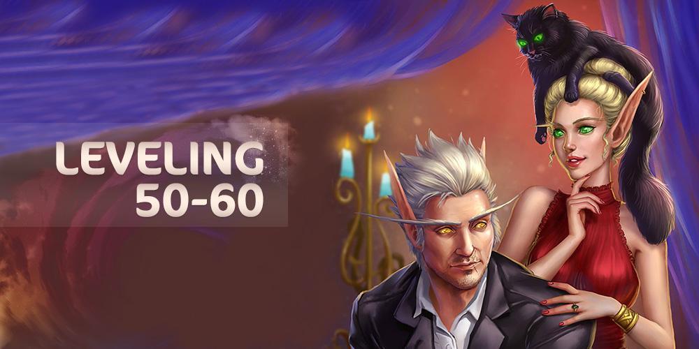 Shadowlands leveling 50-60 GBD - e2p.com