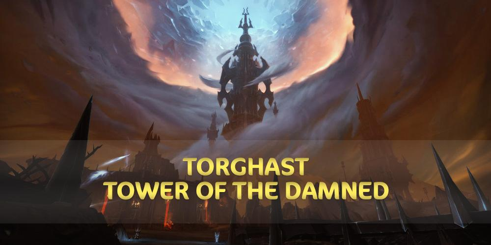 Torghast: Tower of the Damned run GBD - e2p.com