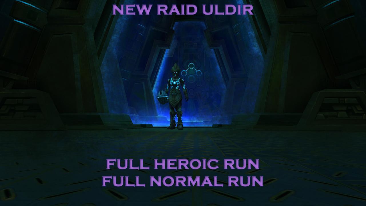 ULDIR HEROIC Mythicraids - e2p.com