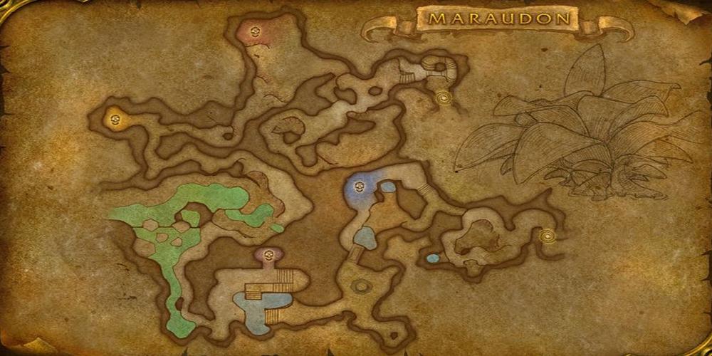 Maraudon Dungeon Boost