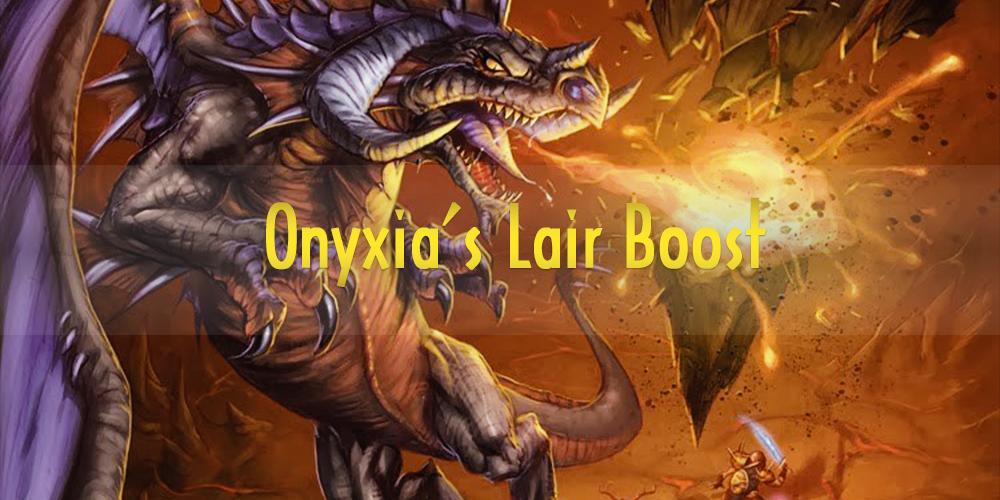 Onyxia's Lair Raid Boost GBD - e2p.com