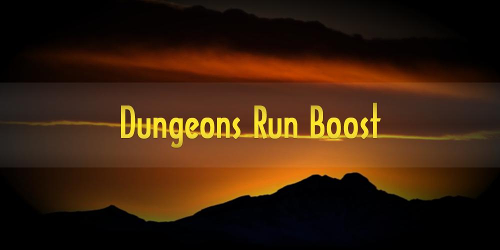 Ragefire Chasm Dungeon Boost
