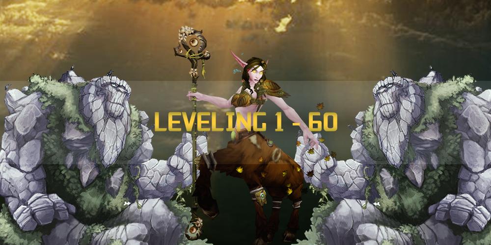 Powerleveling 1-60