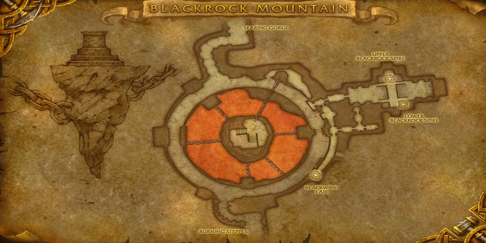 Upper Blackrock Spire Dungeon Boost