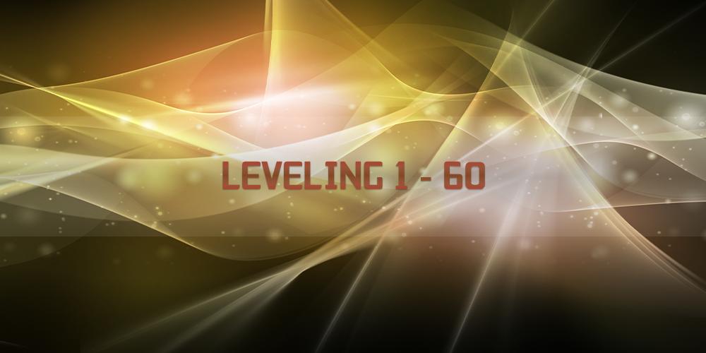 Leveling 1-60