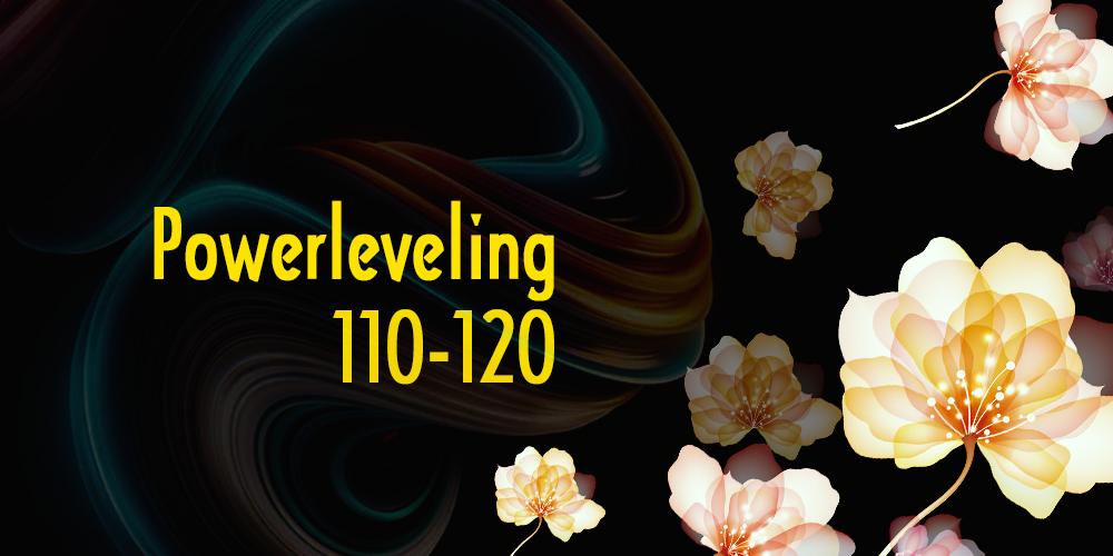 Powerleveling 110-120 + War Campaign