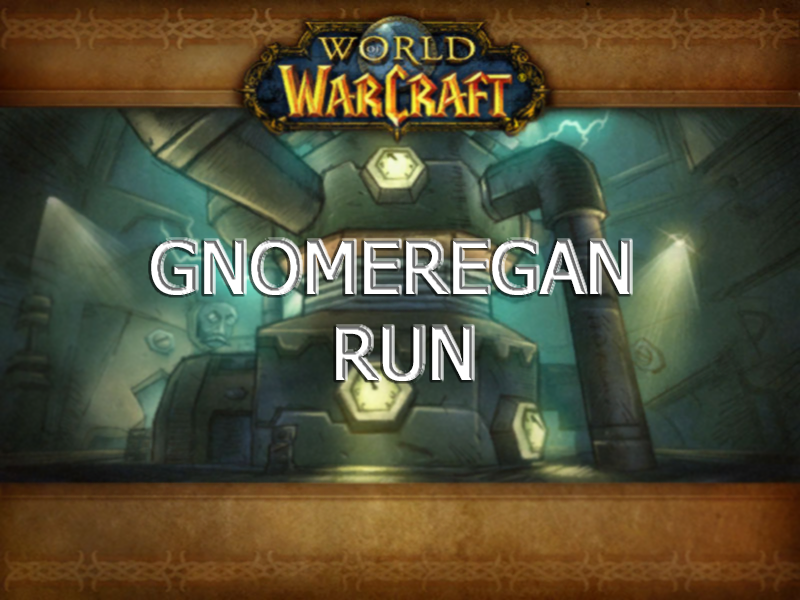 Gnomeregan Run MythicBooster - e2p.com