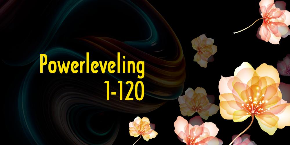Powerleveling 1-120 + War Campaign