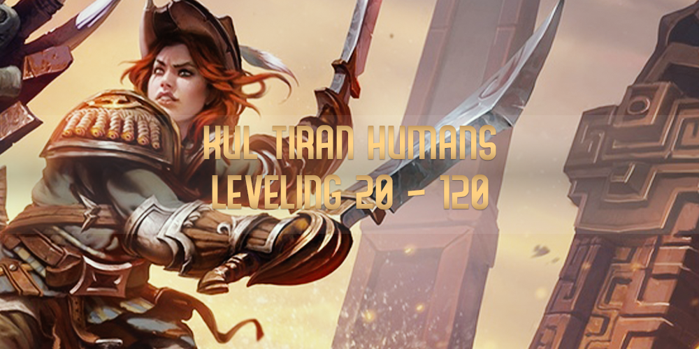 Kul Tiran Humans Allied Race Unlock  + LEVELING 20-120 LEVEL
