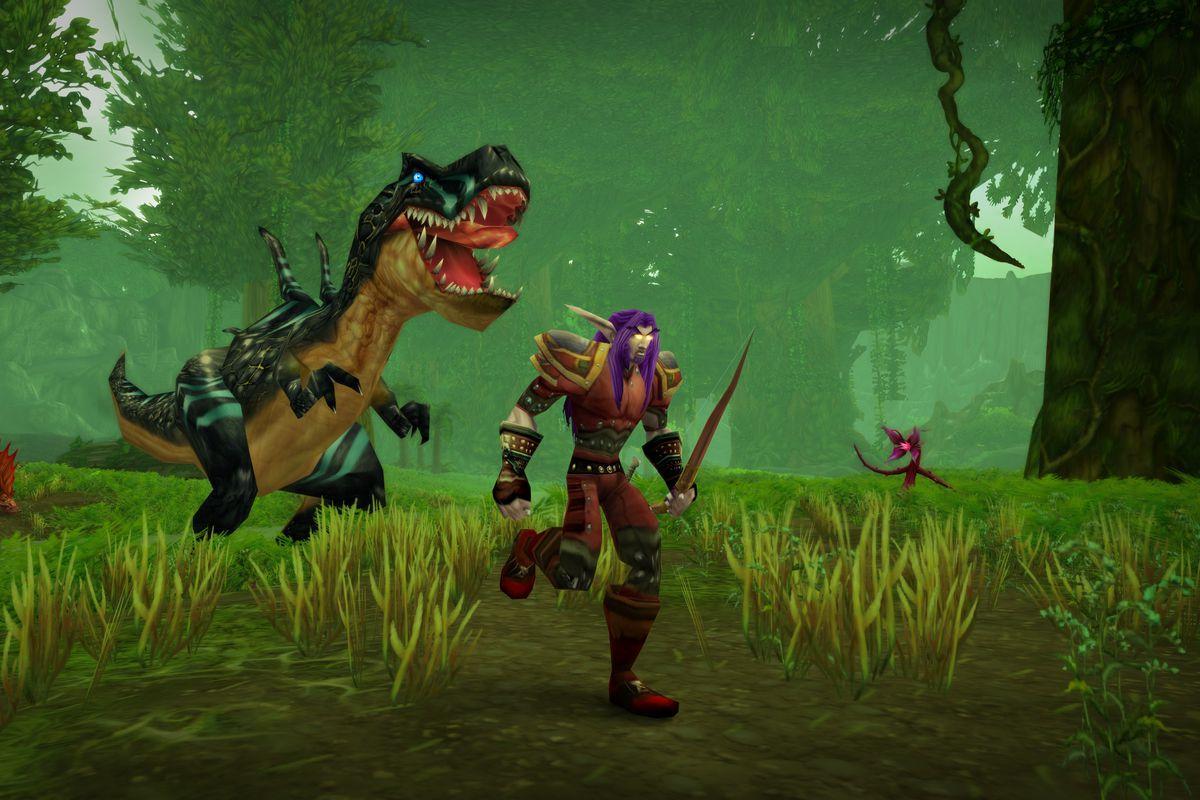World of Warcraft Classic 1-60 Powerleveling GBD - e2p.com