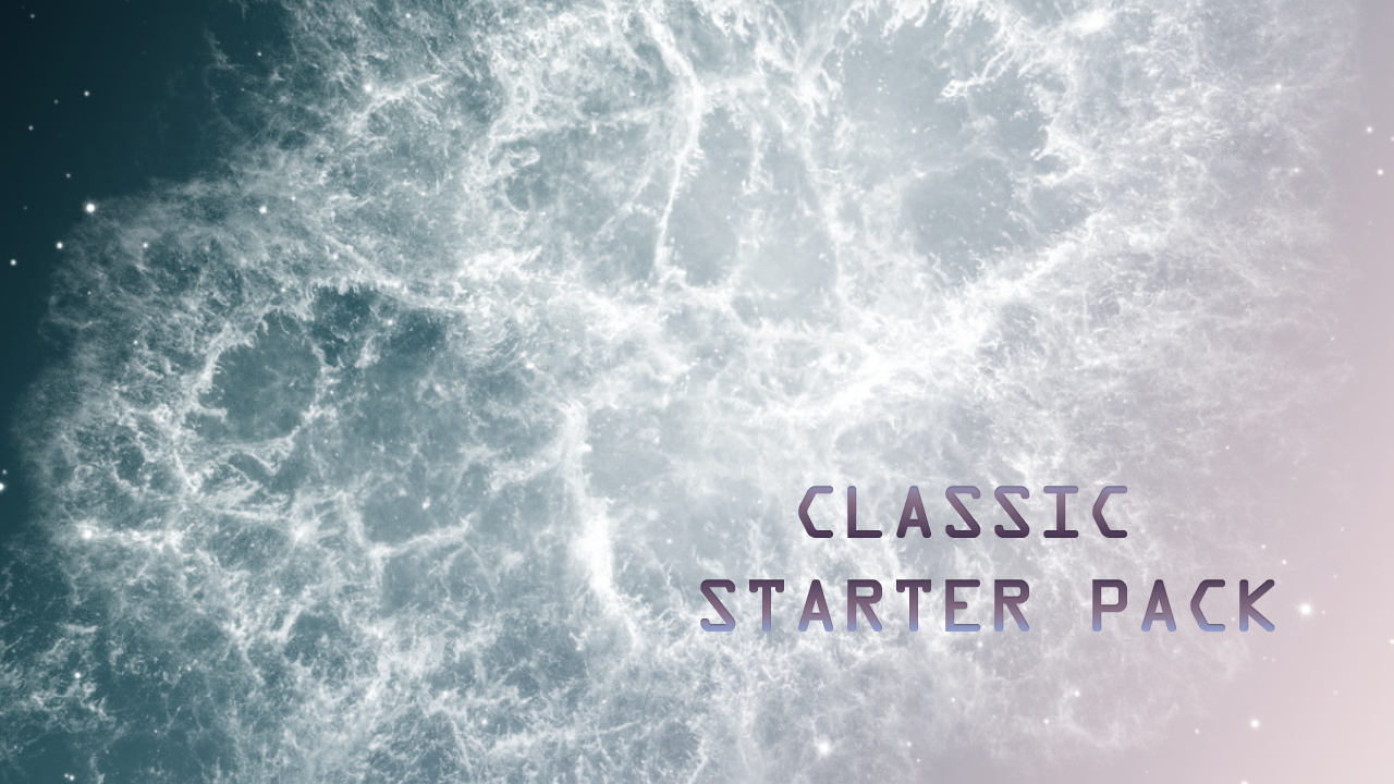 Classic starter pack GBD - e2p.com
