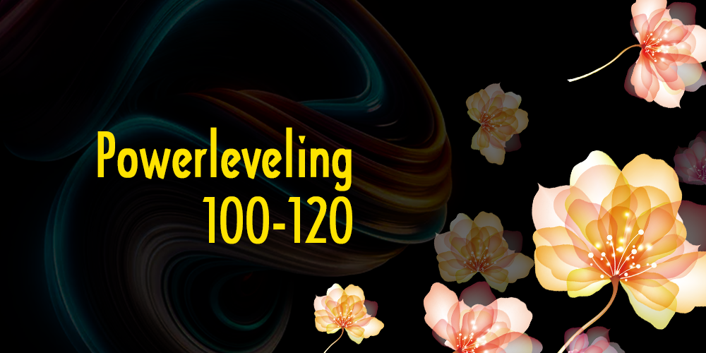 Powerleveling 100-120 + War Campaign