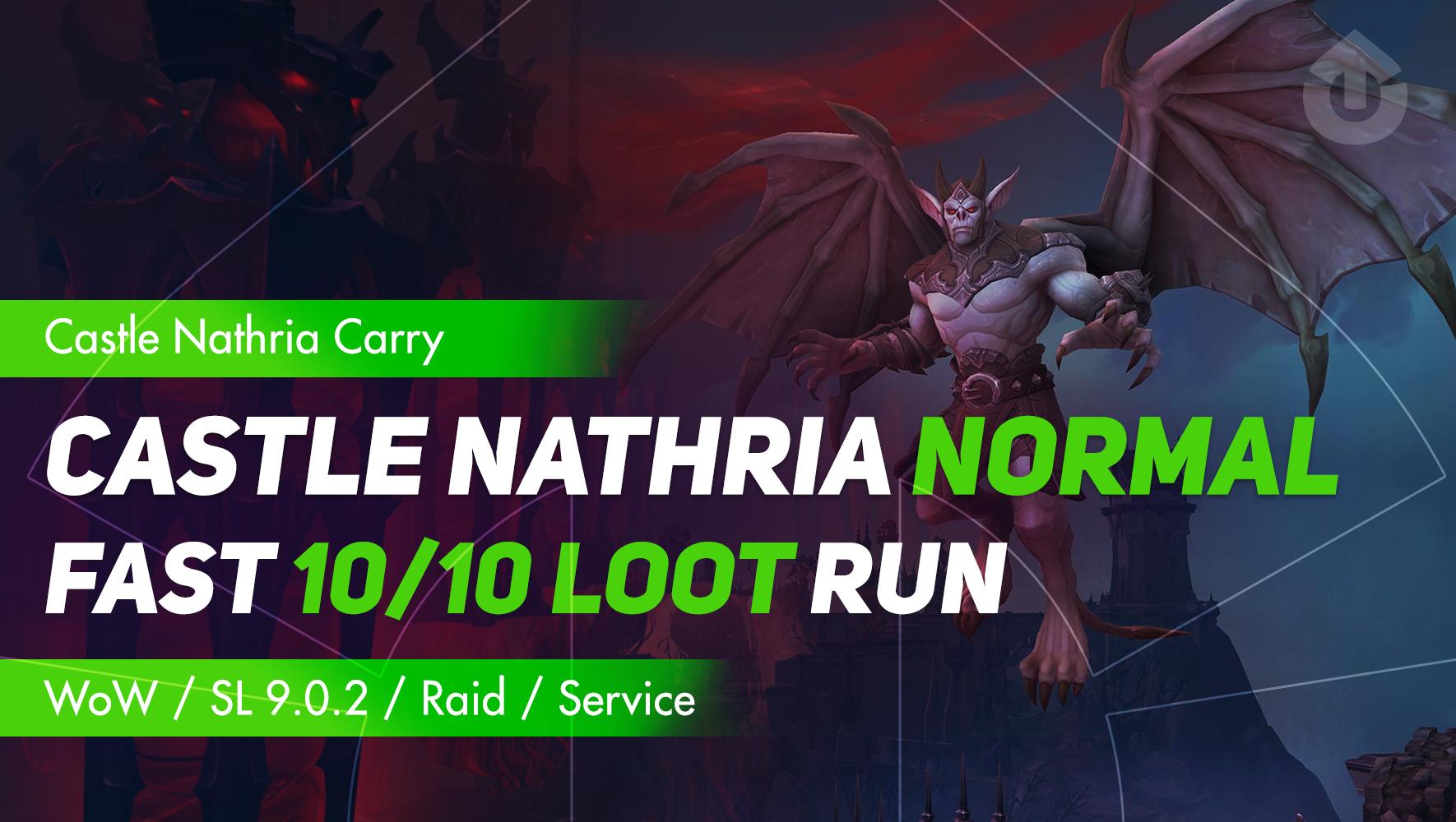 CASTLE NATHRIA Normal Run GBD - e2p.com