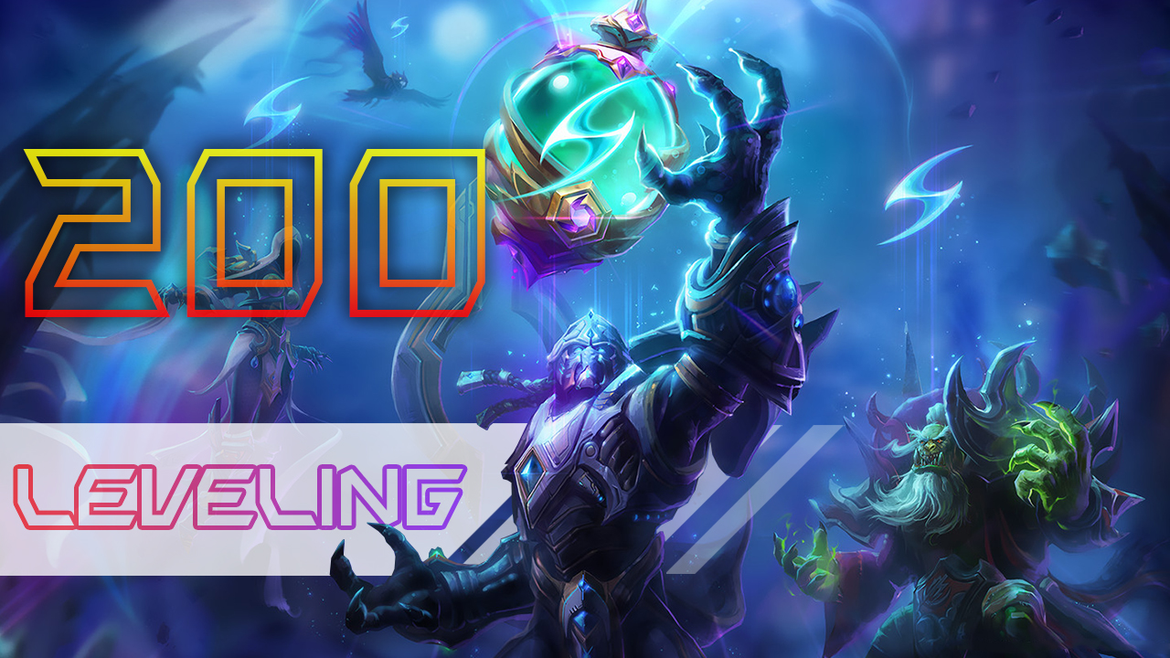 Heroes of the Storm: Leveling - 200 levels Bluray - e2p.com