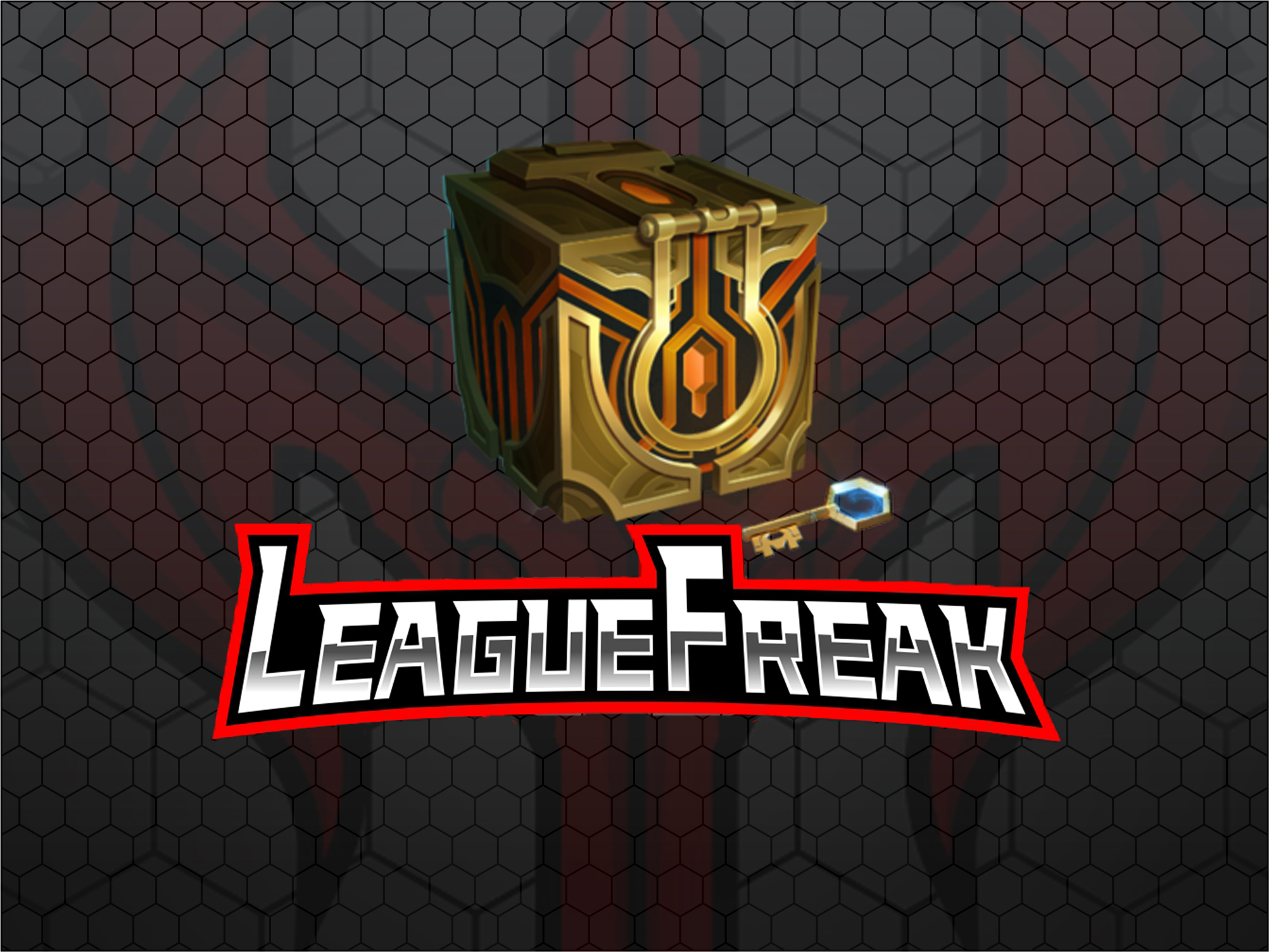 MASTERWORK CHEST AND KEY BUNDLE [EUNE,EUW,BR SERVERS] LeagueFreak - e2p.com