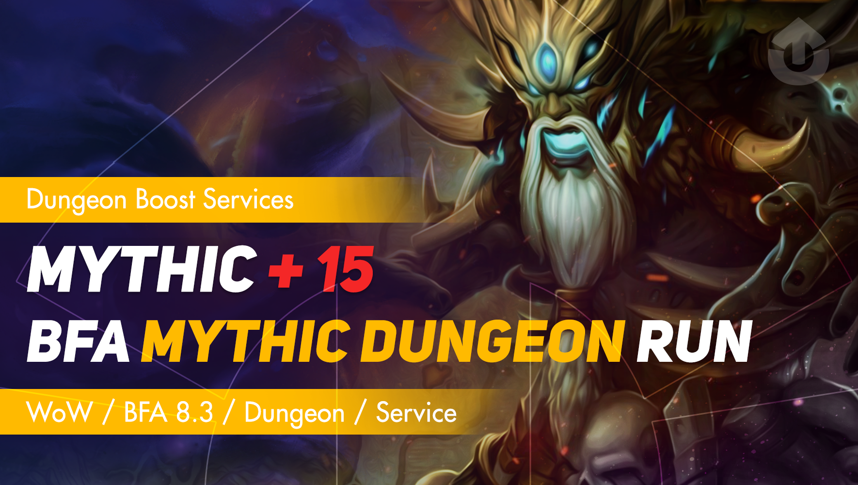 MYTHIC DUNGEON BOOST GBD - e2p.com