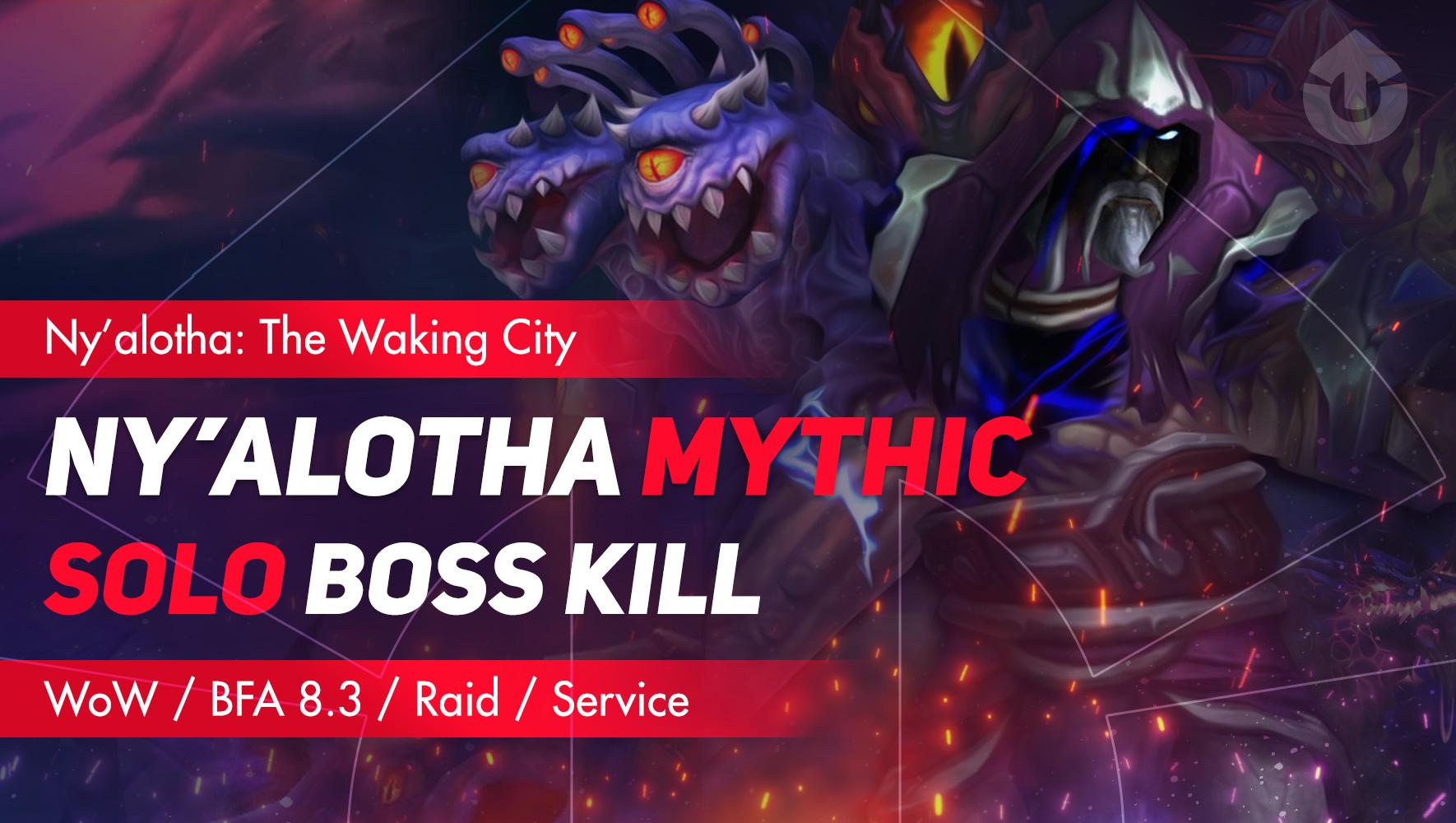 Ny'alotha Mythic | Single Boss | Run GBD - e2p.com