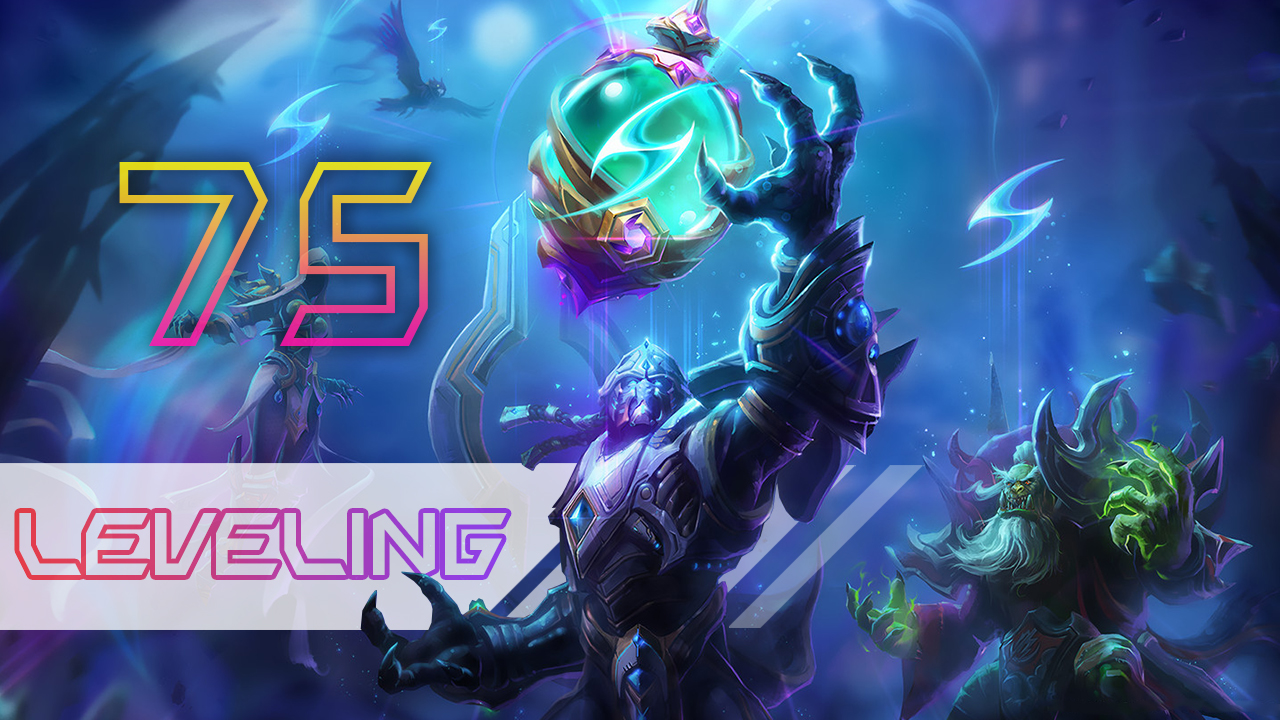 Heroes of the Storm: Leveling - 75 levels GBD - e2p.com