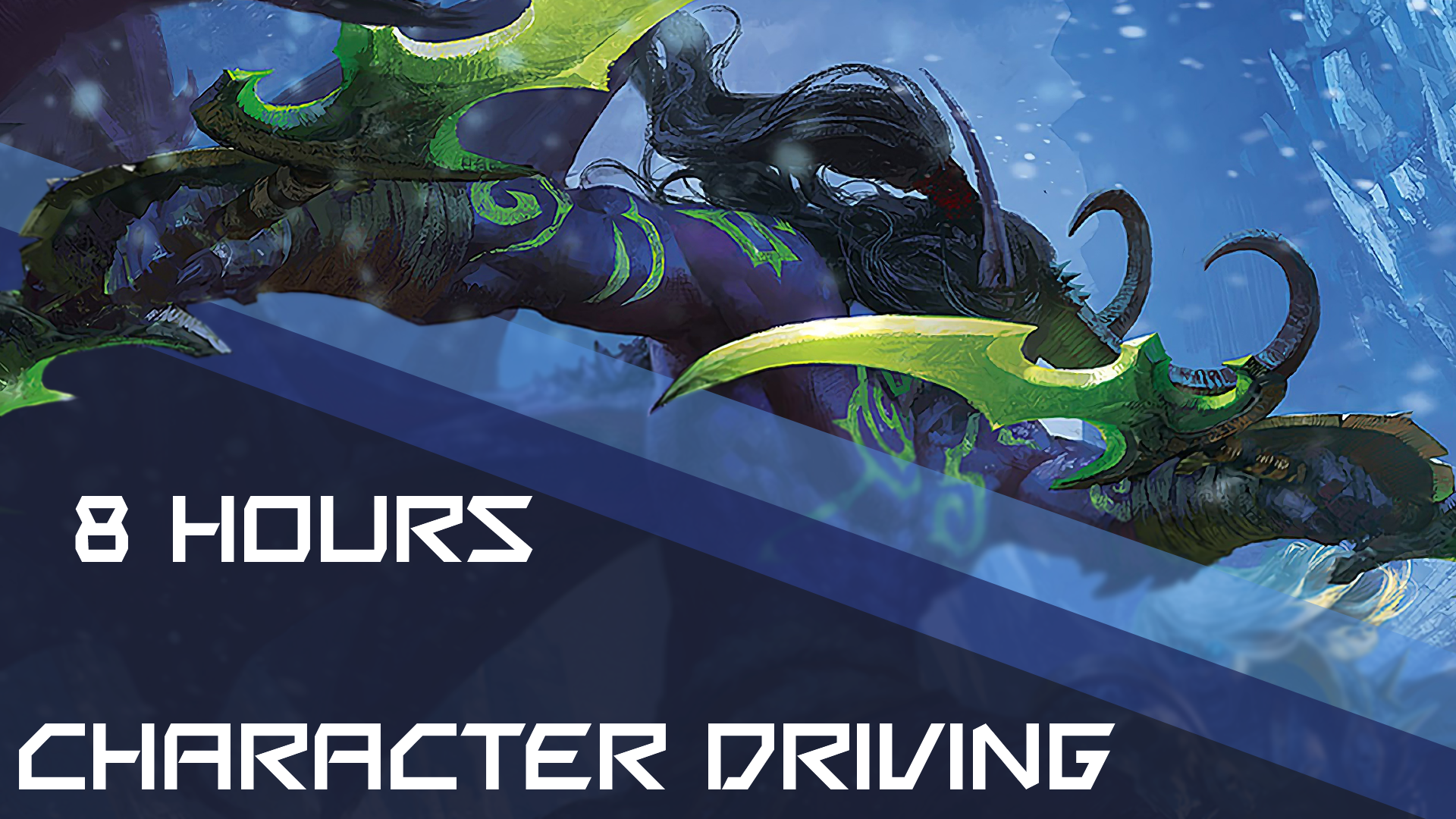 Character Driving | 8h | MythicBooster - e2p.com