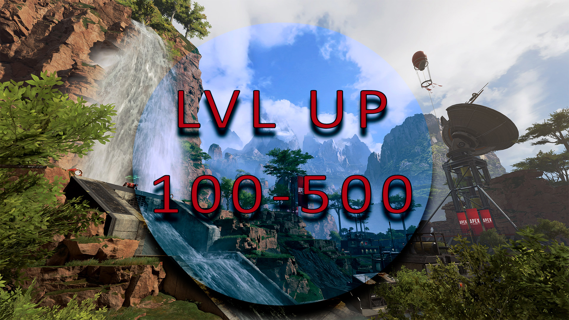 LVL UP 100-500 GBD - e2p.com