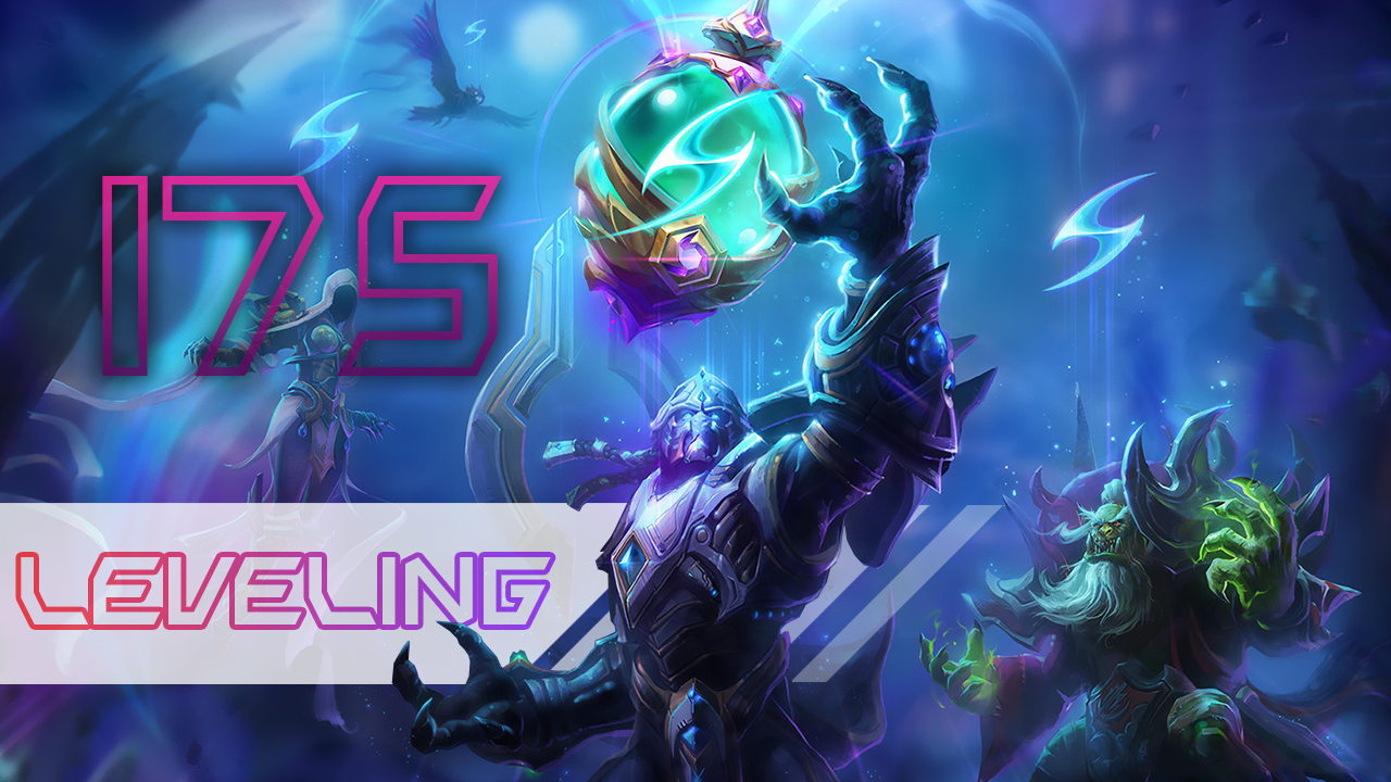 Heroes of the Storm: Leveling - 175 levels GBD - e2p.com