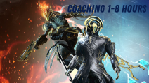 WARFRAME COACHING | JUST FOR YOU | 1-8 HOURS |