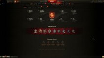 Personal Rating:4875! Victories:48,59% !23 TANKS:T-100 LT, Object 140, Bat.- Chatillon 25 t! Clan Battle Account!
