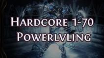 Standard HardCore 1-70 Powerlvling