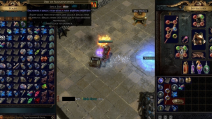 Lvl83 Physical Sword Cleave Slayer, 4868 Life, Purple MTX (Footprints, Weapon, Portal), 100% Chance to hit