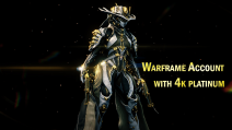 Warframe Account | PC | Low Price |