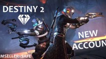 DESTINY 2 | NEW ACCOUNT  | SAFE | CHEAPEST | PC