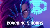 Coaching 5 hours