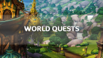 30 world quests
