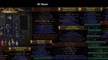BEST ACCOUNT EVER, LvL 87 Elemental Windripper Magicfind Tornado Shot Deadeye, LvL 86 Hierophant