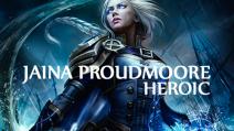 | Lady Jaina Proudmoore HEROIC Kill Boost |  loot 400+ gear |