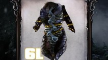 Legacy Shavronne's Wrappings Occultist's Vestment 6L (clear) Near Perf