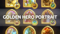 Golden Hero Portrait 100 wins
