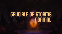 CRUCIBLE OF STORMS NORMAL